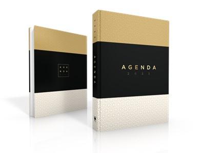 Agenda Hombre 2022 (Tapa Dura Mostaza)