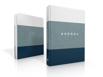 Agenda Hombre 2022 (Tapa Dura Azul)
