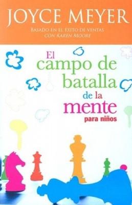 El Campo De Batalla De La Mente Para Niños (Rústica) [Libro]