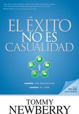 Exito No Es Casualidad (tapa suave) [Libro]
