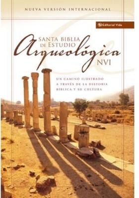 NVI Biblia de Estudio Arqueologica (Tapa dura)