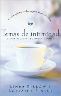 Temas De La Intimidad (Tapa Suave) [Libro]
