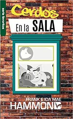 Cerdos En La Sala (Rústica)
