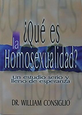 ¿Qué Es La Homosexualidad? (Rústica)