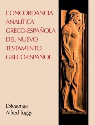 Concordancia analítica Greco-Española del Nuevo Testamento (Tapa Dura) [Libro]