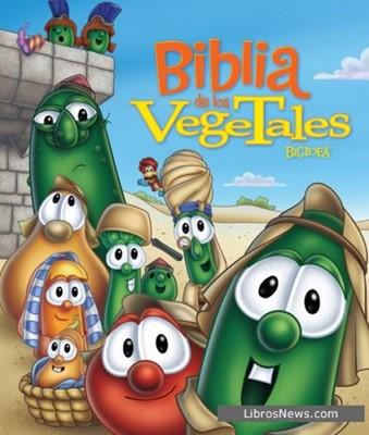 Historias Faboritas De La Biblia De Los Vegetales (Tapa Dura) [Libro]