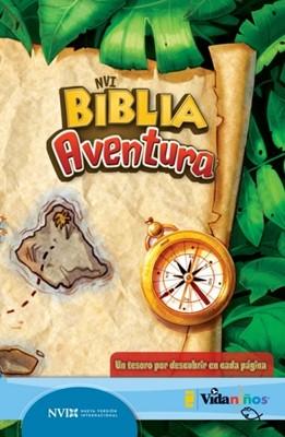 Biblia NVI Aventura (Tapa Dura) [Biblia]