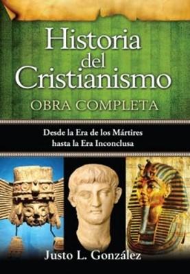 Historia del Cristianismo - Obra completa (Tapa Dura) [Libro]