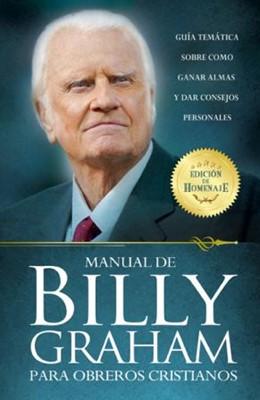 Manual De Billy Graham Para Obreros (Rústica) [Libro]