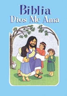 Biblia Dios Me Ama (Tapa Dura)