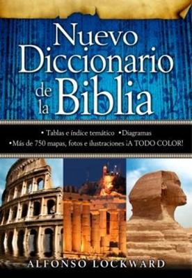 Nuevo Diccionario De La Biblia (Tapa Dura) [Libro]