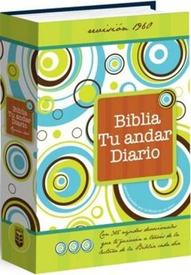 Biblia Tu Andar Diario Mujer (Tapa Dura)