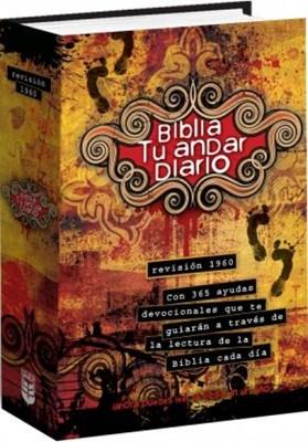 Biblia Tu Andar Diario Para Jóvenes (Tapa Dura)