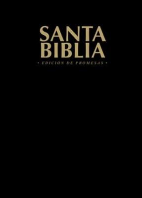 Biblia de Promesas Edición Económica Negra (Rústica)