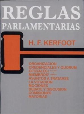 Reglas Parlamentarias (Rústica) [Libro]