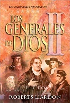 Los Generales De Dios Vol. II (Tapa Dura)