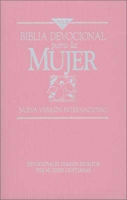 NVI Biblia Devocional Para La Mujer (Imitación Piel)