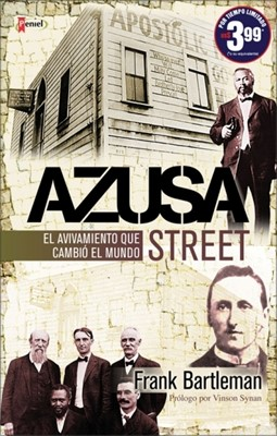 Azusa Street (Tapa Suave) [Libro de Bolsillo]