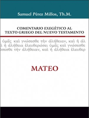 Mateo (Tapa Dura) [Comentario]