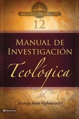 BTV#12 Manual De Investigación Teológica (Rústica)