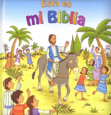 Esta Es Mi Biblia (Tapa Dura)