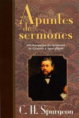 Apuntes De Sermones De Spurgeon (Rústica)