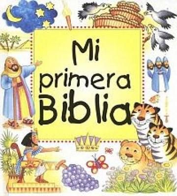 Mi Primera Biblia (Tapa Dura)