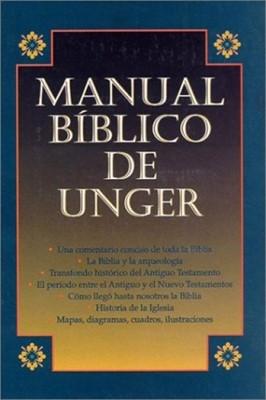 Manual Bíblico De Unger (Tapa Dura) [Libro]