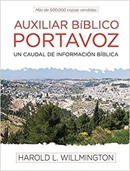 Auxiliar Bíblico Portavoz (Tapa Dura)