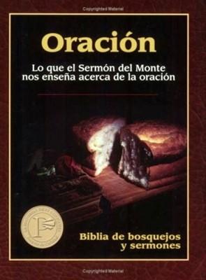 Oración Biblia De Bosquejos Y Sermones N.T. (Rústica)