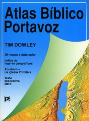 Atlas Bíblico Portavoz (Rústica)