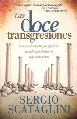 Las Doce Transgresiones (Rústica)