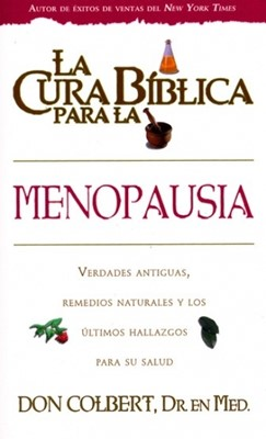 Serie Cura Bíblica: Menopausia (Rústica)