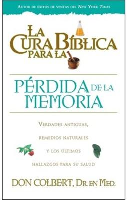Serie Cura Bíblica: Pérdida De Memoria (Tapa Suave)