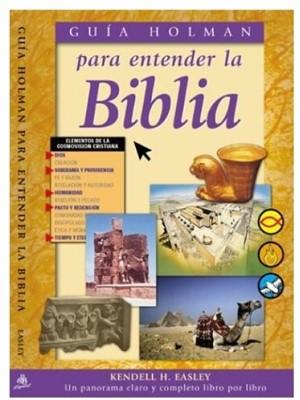Guía Holman Para Entender La Biblia (Tapa Suave) [Libro]