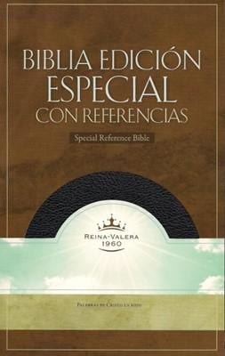 RVR 1960 Biblia Edición Especial con Referencias (Piel Elaborada)