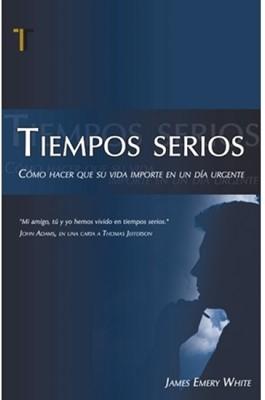 Tiempos Serios (Tapa Suave) [Libro]