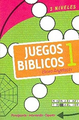 Juegos Bíblicos #1 (Tapa Suave)