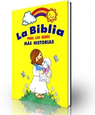 La Biblia para los Bebés (Tapa Dura)