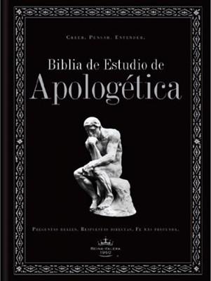 RVR 1960 Biblia De Estudio De Apologética (Tapa Dura)