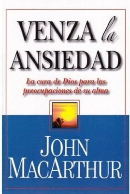 Venza La Ansiedad (Tapa Suave) [Libro]