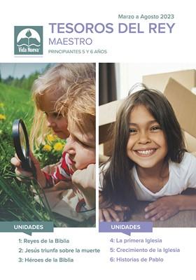 Tesoros del Rey Maestro (Rústica)