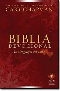 Biblia Devocional los Lenguajes del Amor (Tapa dura) [Biblia]