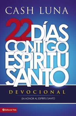 22 Días Contigo Espíritu Santo (Rústica)