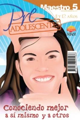 Pre Adolescentes - Maestro 5 (Rústica)