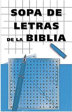 Sopa De Letras De La Biblia (Rústica)