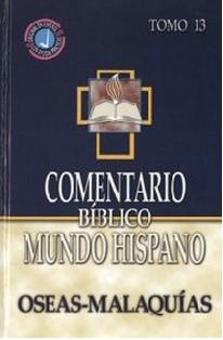 Comentario Bíblico Mundo Hispano: Oseas- Malaquías (Tapa Dura)