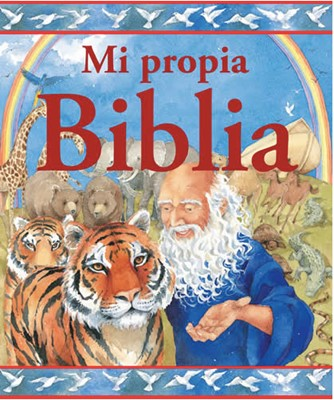 Mi Propia  Biblia (Tapa Dura)