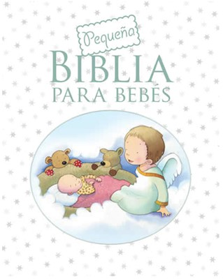 Pequeña Biblia para bebés (Tapa Dura)