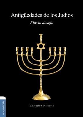 Antigüedades De Los Judíos (Rústica)